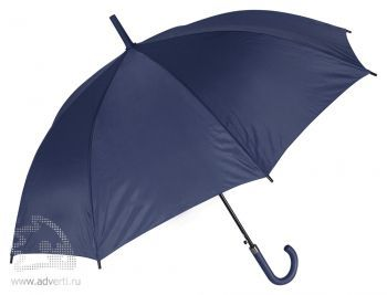 Зонт-трость «Мигель», автомат, синий