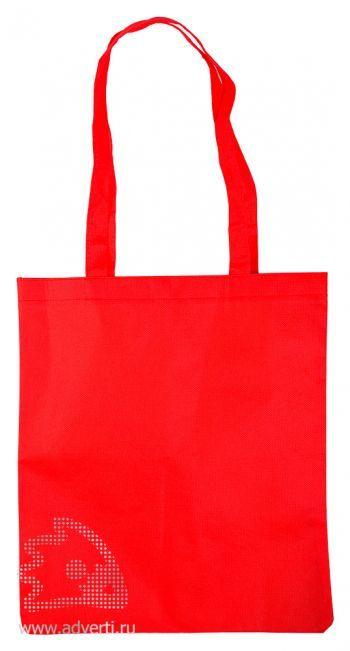 Сумка для покупок «Daily», красная