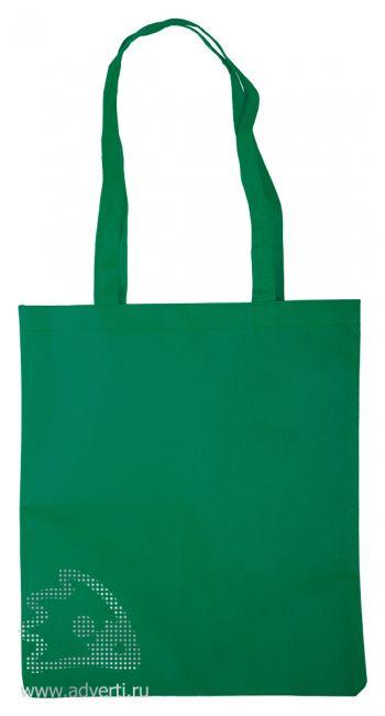Сумка для покупок «Daily», зеленая