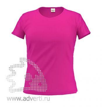 Футболка «Stan Galant W», женская, розовая