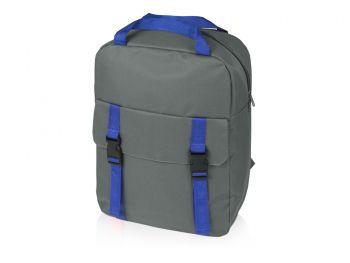 Рюкзак «Lock» с отделением для ноутбука, синий