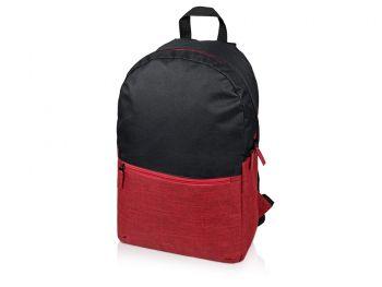 Рюкзак «Suburban» с отделением для ноутбука, красный