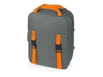 Рюкзак «Lock» с отделением для ноутбука, оранжевый