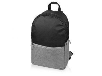 Рюкзак «Suburban» с отделением для ноутбука, серый меланж