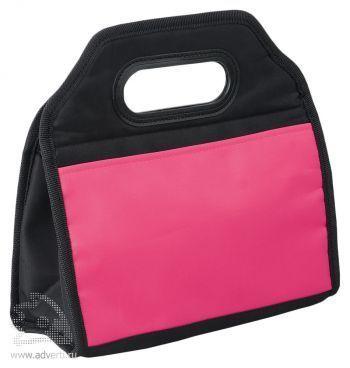 Сумка-холодильник «Морозко» на 1 л, розовая