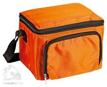 Сумка-холодильник «Macey» на 3 л, оранжевая