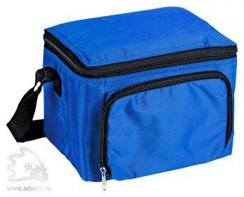 Сумка-холодильник «Macey» на 3 л, синяя