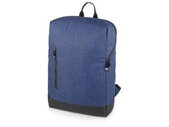 """Рюкзак «Bronn» с отделением для ноутбука 15.6"""", синий"""