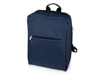 Бизнес-рюкзак «Soho» с отделением для ноутбука, темно-синий