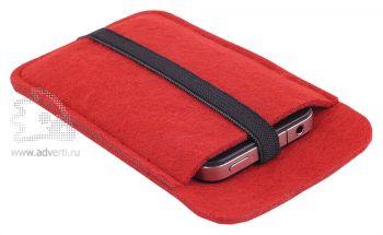Чехол для мобильного телефона «Нампа», красный