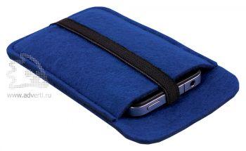 Чехол для мобильного телефона «Нампа», синий
