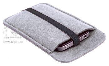 Чехол для мобильного телефона «Нампа», серый
