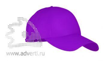 Бейсболка «Stan Classic Jonior», фиолетовая