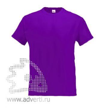 Футболка «Stan Galant», мужская, фиолетовая