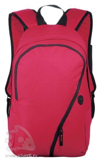 Рюкзак «Смарт», бордовый