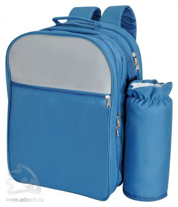 Набор для пикника в рюкзаке «Пилигрим», общий вид