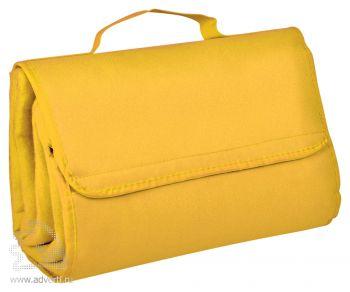Коврик для пикника «Sunday», желтый