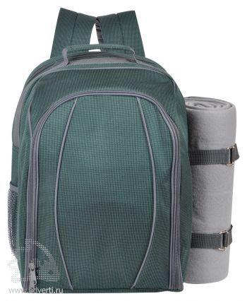 Набор для пикника в рюкзаке «Робинзон», общий вид