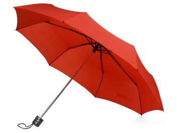 Зонт складной «Columbus», красный