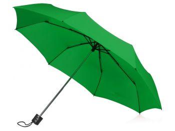 Зонт складной «Columbus», зеленый