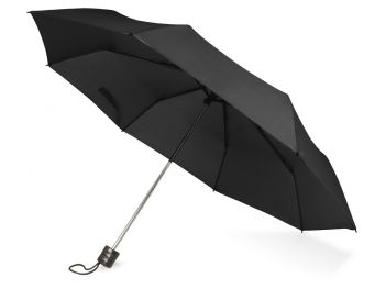 Зонт складной «Columbus», черный