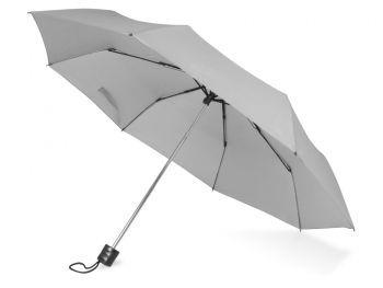 Зонт складной «Columbus», серый