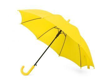 Зонт-трость «Edison», детский, желтый