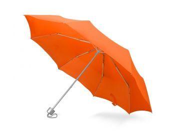Зонт складной «Tempe», оранжевый
