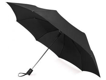 Зонт складной «Irvine», черный