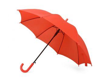 Зонт-трость «Edison», детский, красный
