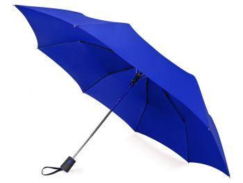 Зонт складной «Irvine», синий