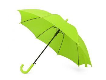 Зонт-трость «Edison», детский, зеленый