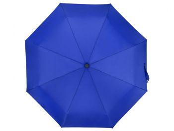 Зонт складной «Cary», синий, купол