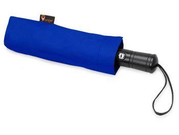 Зонт складной «Ontario», синий, в чехле
