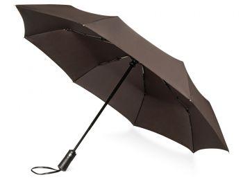 Зонт складной «Ontario», коричневый
