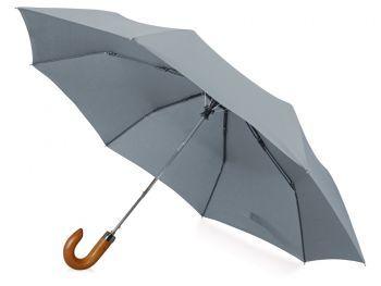 Зонт складной «Cary», серый