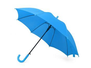 Зонт-трость «Edison», детский, голубой