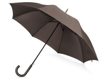 Зонт-трость «Wind», коричневый