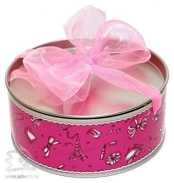 Набор «Парижские штучки «Розовый» с платочком