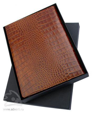 Еженедельники «Amazonia» (натуральная кожа) в коробке