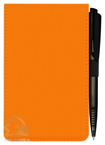 Конференц блокнот «Skuba Jotter», оранжевый