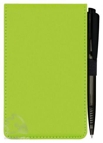 Конференц блокнот «Skuba Jotter», светло-зеленый