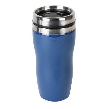 Термокружка «Promo», синяя