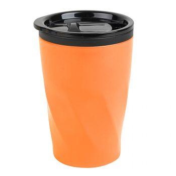 Термокружка «Neon», оранжевая