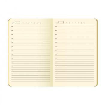 Внутренний блок недатированного ежедневника А5