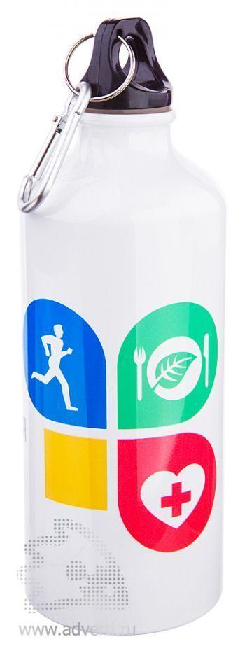 Бутылка спортивная под сублимацию