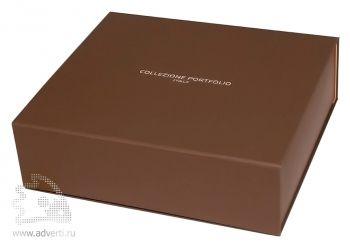 Подарочная коробка «Portfolio», внешний дизайн