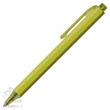 Шариковая ручка «Brave Metal», зеленая