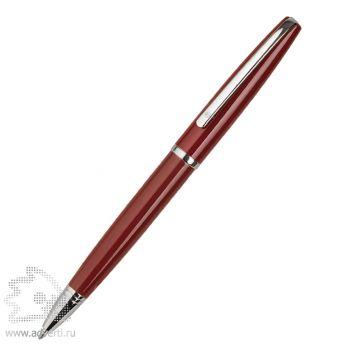 Ручка шариковая «DELICATE», бордовая