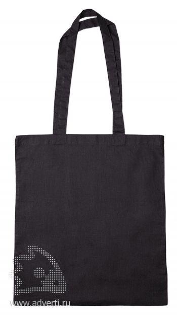 Промо-сумка «Легкость», черная